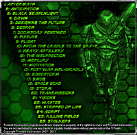 TI OST back cover